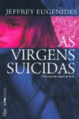 Capa: As Virgens Suicidas, de Jeffrey Eugenides