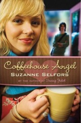 Capa: Coffeehouse Angel,  de Suzanne Seffors