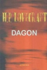 Capa: Dagon, de H. P. Lovecraft