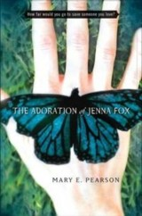 Capa: The Adoration of Jenna Fox,  de Mary E. Pearson