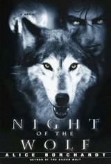 Capa: Night of the Wolf, de Alice Borchardt