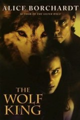 Capa: The Wolf King, de alice Borchardt